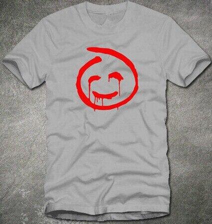 The Mentalist T Shirt Fanshirt Red John Fashion T-shirt Men 100% Cotton Short Sleeve Personalized Custom T-shirts Size S~XXXL