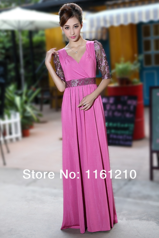 Online buy wholesale pink beach bridesmaid dresses from china pink pink bridesmaid wedding party maxi dress long formal holiday beach dress china ombrellifo Choice Image