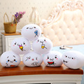 Hot Super 20cm Cute single genuine emoji particle toy plush toy Kawaii plush ball toy Soft Baymax  Free Shipping