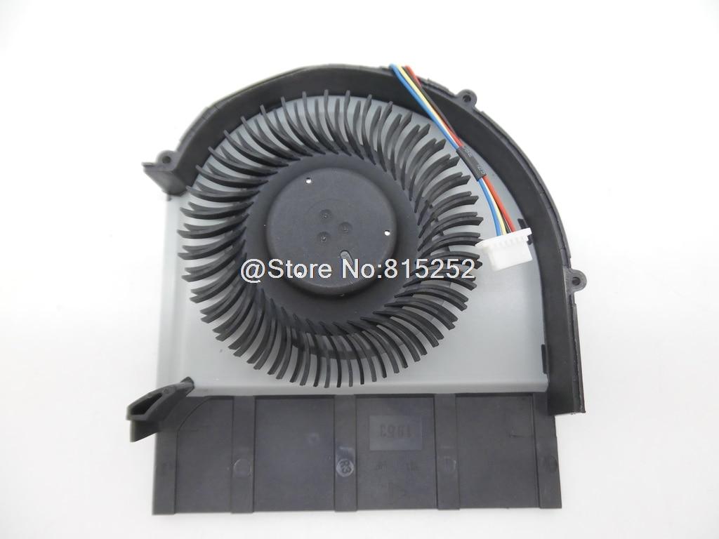 Ordinateur portable ventilateur CPU pour Lenovo pour Thinkpad W520 KSB06105HA-AG06 CPU ventilateur de refroidissement 04W1576 KSB06105HA nouveau - 2
