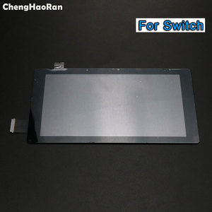 Image 1 - ChengHaoRan New Touch Screen for Nintendo Switch NS Console Touch Screen Digitizer Outer Panel Replacement