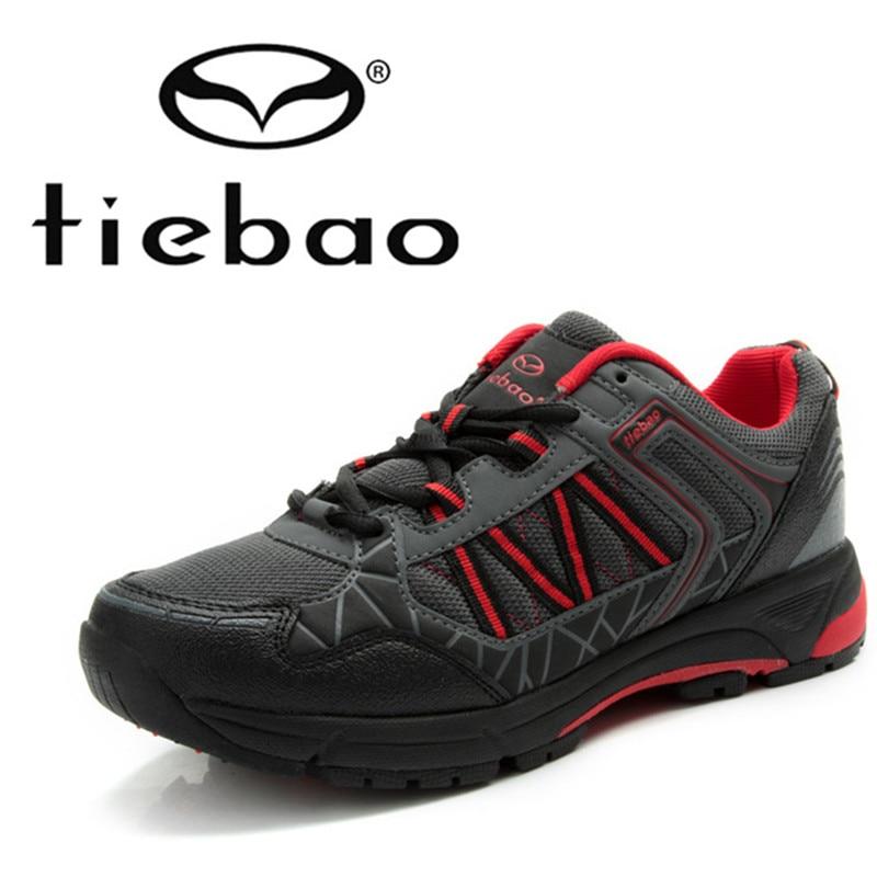 Tiebao 2017 cycling shoes women sneakers men cycle bicycle riding shoes sapatilhas ciclismo MTB Mountain bike sport Racing Shoes