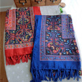 Кешью провести осенью и зимой внешней торговли богемный бахромой шарфы хлопка негабаритных белье шелковый платок шарфы оптом