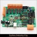3 Оси 4 Оси 5 Оси Контроллер USBCNC ЧПУ USB Интерфейсная Плата DIY MK2 100 кГц Multi-axis многофункциональный плата управления