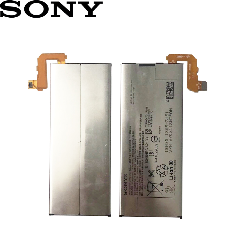SONY New Original LIP1642ERPC 3230mAh Battery For SONY Xperia XZ Premium G8142 XZP G8142 G8141 Phone High quality battery