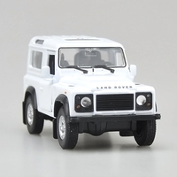 Hot Sales High Simulation Supercar 1 36 Scale Alloy Pull Back Guardian SUV Car Collection Metal