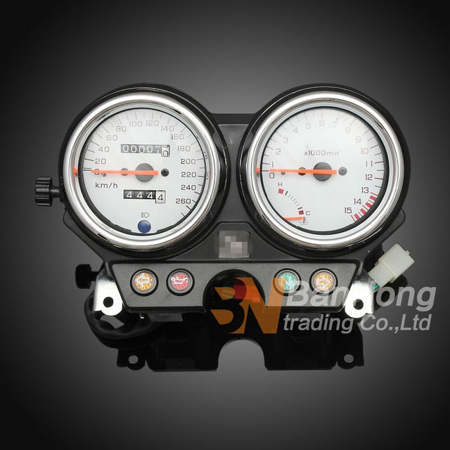 Free shipping motorcycle Instrument speed meter assembly For Honda CB600 CB600F Hornet 600 1996-97 98 99 00 01-2002
