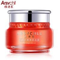 Bleaching Feuchtigkeitsspendende Rotwein Polyphenole Schlaf Gesichtsmaske Hautpflege Anti-Aging Anti-falten Entfernen Flecken Akne Behandlung Masken