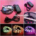 Светодиодная ленсветильник 5 м 5050 RGBW RGB + Холодный/теплый белый 300 + контроллер 40 клавиш + адаптер