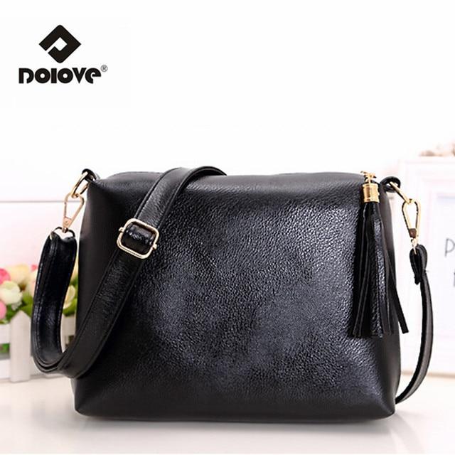 2018 New Trend Of Women s Shoulder Bag Diagonal Shoulder Bag Ladies  Messenger Bag Tassel Handbags Wholesale 59804a05aaa56