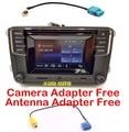 Car Bluetooth Radio High Version MIB RCD510 RCN210 RCD330 RCD330G For Golf 5 6 Jetta CC Tiguan Passat 6RD 035 187 6RD035187