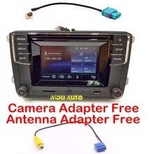 Автомобиля Bluetooth Радио Новый Высокой Версии MIB RCD510 RCN210 RCD330 RCD330G для Golf 5 6 Jetta CC Tiguan Passat 6RD 035 187 6RD035187