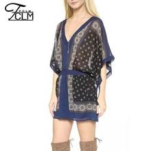 Nice European Style Vintage Dress Plus Size Women Clothing Dress Batwing Sleeve Loose Dress Summer Evening Party Dress