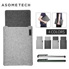 Ultra Soft Sleeve Laptop Bag Case For Apple Macbook Air Pro Retina 11 12 13
