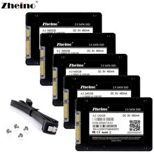 Zheino SATAIII SSD 60GB 120GB 240GB 360GB 480GB 960GB 1TB 128GB 256GB 512GB 6gb/s Internal Solid State Drives Disk(China)
