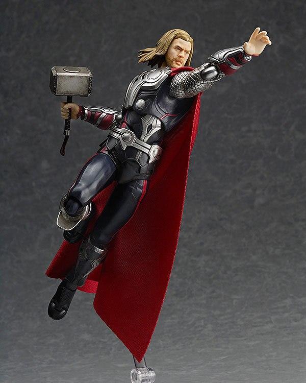 <font><b>Marvel</b></font> <font><b>the</b></font> <font><b>Avengers</b></font> <font><b>Thor</b></font> <font><b>Figma</b></font> 216# PVC <font><b>Action</b></font> <font><b>Figure</b></font> Collectible Model Toy 14cm hot selling