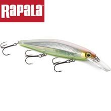 Rapala Brand Shadow Rap Deep SDRD11 Casting Fishing Lure 11cm 13g Depth 1.2m-2.4m Hard Minnow Simulation Bait With VMC Hooks