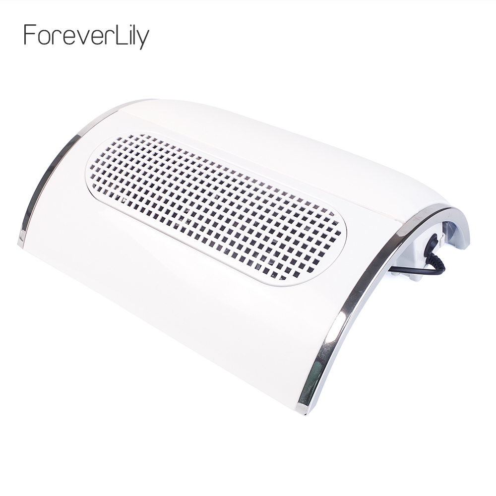3 Fans Professional Powerful Nail Dust Suction Vacuum Cleaner Manicure Tools With 2 Dust Collecting Bags hthl powerful nail dust suction collector with 3 fan vacuum cleaner manicure tools with 2 dust collecting bags