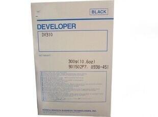 1Pcs DV310 Compatible Developer For Minolta Bizhub 250 350 282 362 200 Copier Parts 1pcs compatible developer for minolta 7020 7022 7030 7130 7025 copier parts