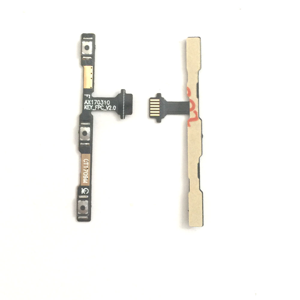 For Xiaomi 5C Mi5c Volume Power On Off Button Ribboon Flex Cable High Quality