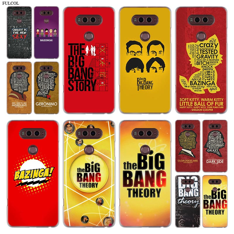 <font><b>big</b></font> <font><b>bang</b></font> theory <font><b>Phone</b></font> <font><b>Case</b></font> For LG Q6 a G7 G6 G5 G4 G3 V30 V20 K8 K8 K10 2018 K10 K8 2017 STYLUS STYLO 3 M700 Cover image