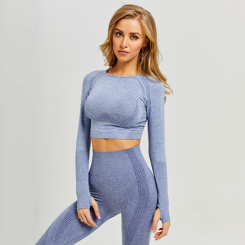Leah workout top