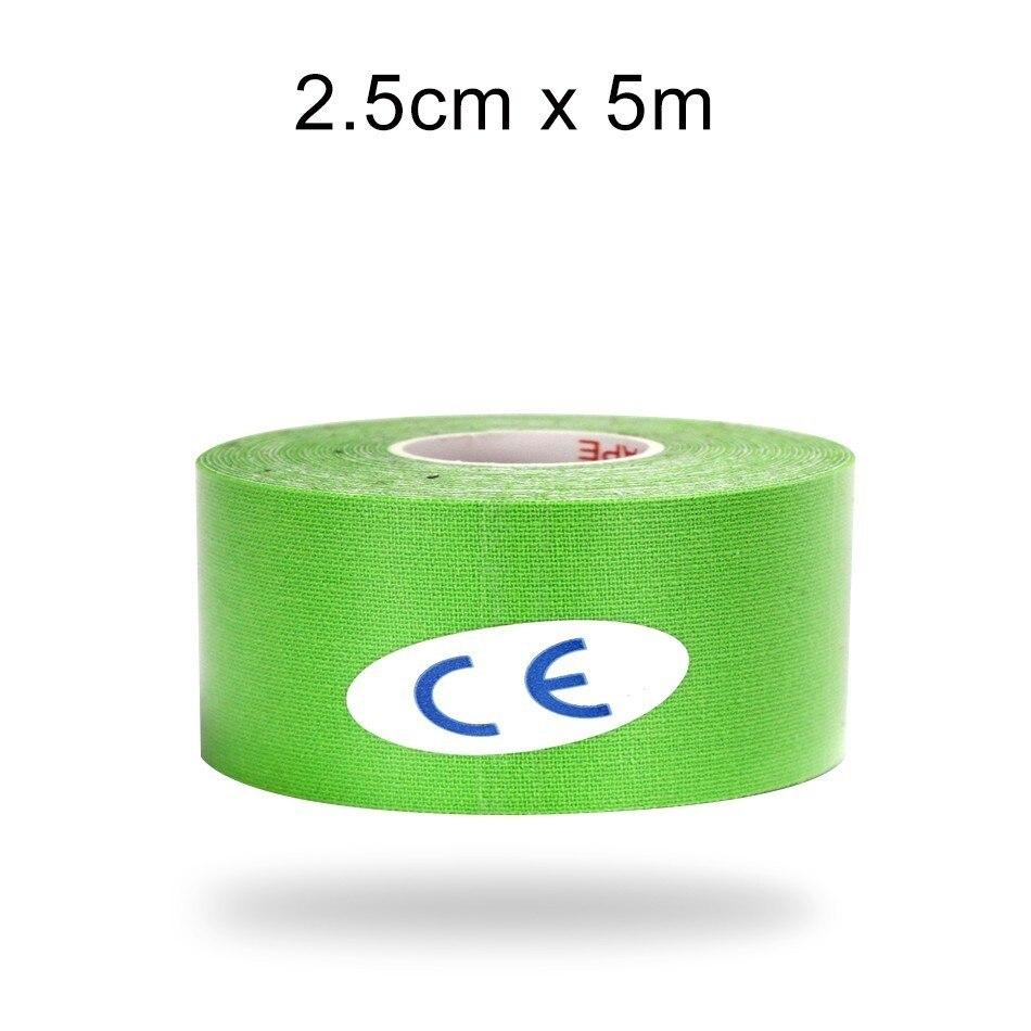 2.5X500 Green