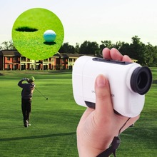 Best price 600M Hunting Golf Distance Meter Handheld Monocular Laser Rangefinder Measure Telescope Digital Range Finder Free Shipping