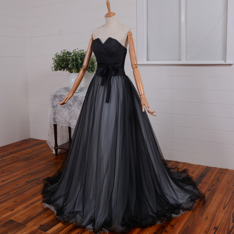 sexy sweetheart long   prom     dresses   a-line new design sashes vestido de festa 2015 tulle evening gown lace up louisvuigon woman