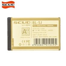 2017 New Original SCUD Phone Battery For Nokia BL-5J