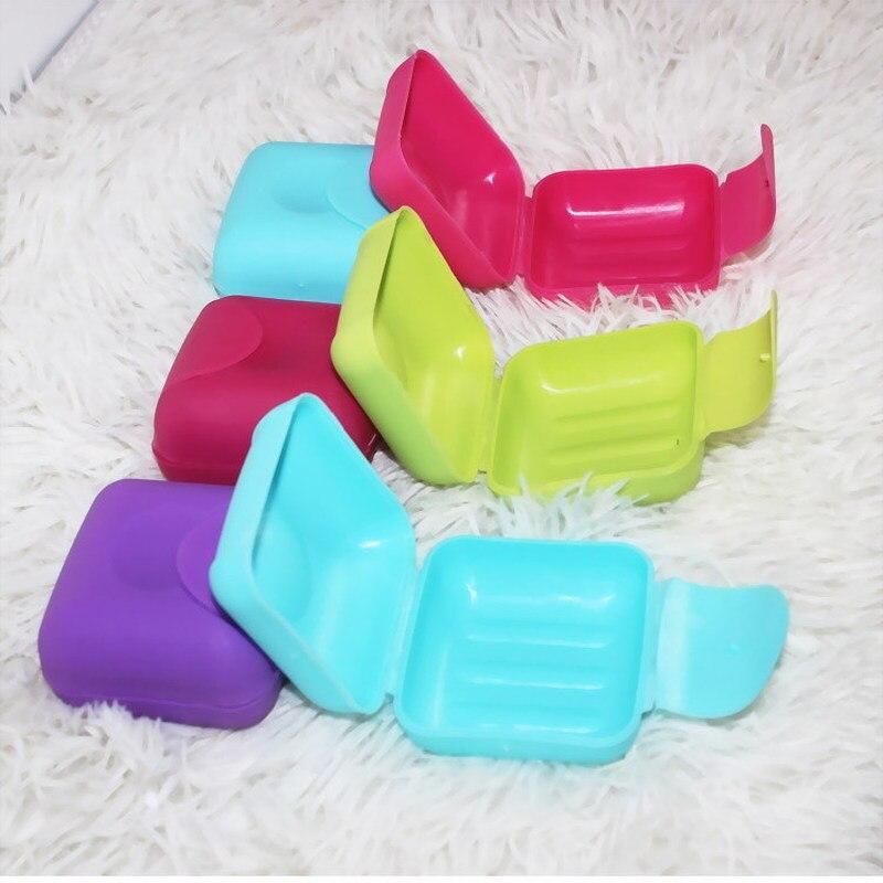 1Piece Travel Outdoor Portable Women Tampons Storage Box Holder Tool Set Color Random