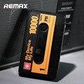 Remax Power Bank 10000 мАч Внешняя Батарея Новый Портативный Dual USB Mobile Power Bank Зарядное Устройство для Телефонов, Колодки, MP3
