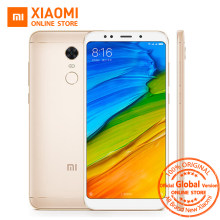 Global Version Xiaomi Redmi 5 plus 5.99 inch Full Screen Smartphone 3GB 32GB Snapdragon 625 Octa Core 4000mAh MIUI 9.2.6(China)