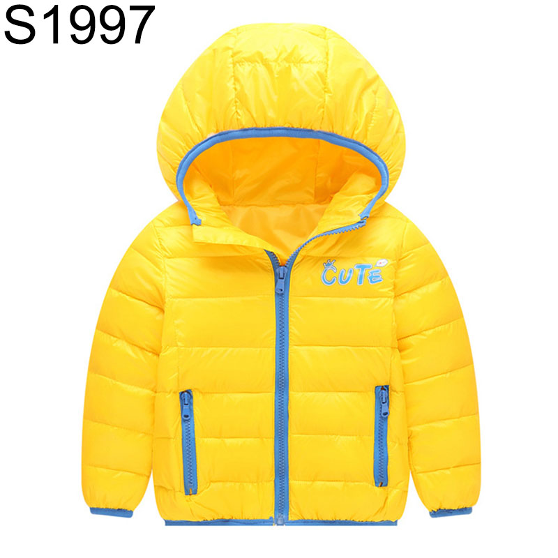 2017 New Boys Winter Down Jacket Infant Kids Warm Coats Hooded Duck Down Outerwear Girls Fashion Warm Clothing with 9 Colors wi fi роутер tp link tl wr902ac tl wr902ac