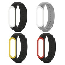 Smart Wristbands for Mi Band 3 Replacement Strap Wrist Strap Wristband Smartwatch Bracelet Band For Xiaomi Mi Band 3 replacement ventilate sport soft wrist strap wristband for xiaomi mi band 3 wearable devices smartwatch relogios