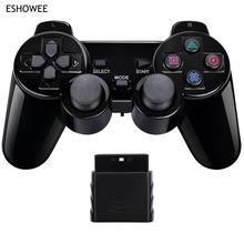 ESHOWEE мини беспроводной вибратор 2,4G игровой контроллер USB геймпад джойстик для PS2/PS3/PC/Android беспроводной геймпад