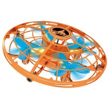 RC LED Drone บิน Fidget Spinner ความ(China)