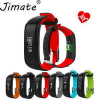 Smart Bracelet Fitness Sleep Tracker Pedometer Heart Rate Monitor Blood Pressure Smartband Wristband Watch For Android IOS Phone