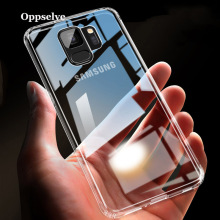 Oppselve Soft Silicone Case For Samsung Note 9 8 S9 S8 S10 Plus Coque TPU Back Cover Galaxy S7 A10 M10 Fundas