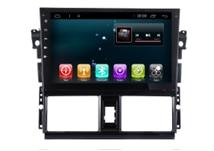 Chogath samochód odtwarzacz multimedialny android 9.0 samochodowe nawigacja gps dla Vios/Yaris 2014-2016
