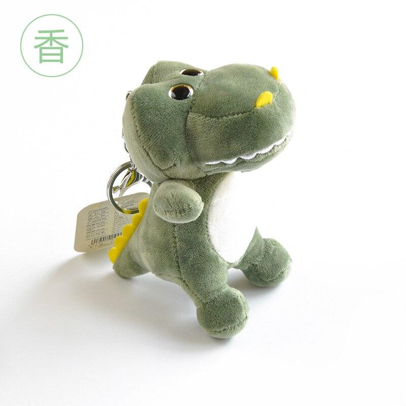 1 Pcs Boutique 13 Cm Nieuw Type Van Konijn Nest Krokodil Dinosaurus Speelgoed Hanger Pluche Sleutelhangers Speelgoed Meisjes Zak Auto Gesp