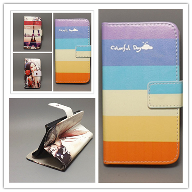 New Butterfly Flower Flag Designer Wallet Flip Stand Book Cover <font><b>Case</b></font> <font><b>For</b></font> <font><b>HTC</b></font> <font><b>Desire</b></font> <font><b>700</b></font> 709d 7060 7088 <font><b>Dual</b></font> <font><b>Sim</b></font> freeshipping image