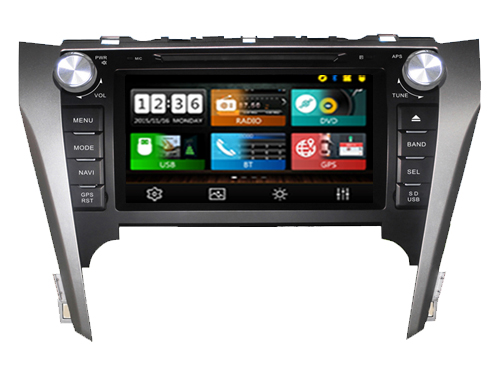 Wince 6 0 CAR DVD PLAYER Sunplus 8288T solution FOR TOYOTA Camry 2012 2014 Autoradio stereo