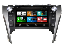 Wince 6.0 CAR DVD PLAYER Sunplus 8288T solution FOR TOYOTA Camry 2012-2014 Autoradio stereo multimedia player bluetooth gps