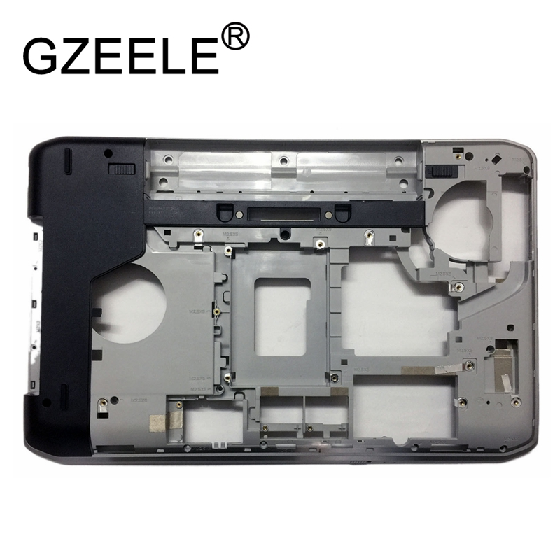 GZEELE laptop Bottom base Case For Dell Latitude <font><b>E5520</b></font> 5520 Series 15.6