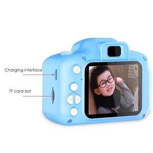 Image 4 - Миниатюрная Милая Детская цифровая камера kebidu, игрушечная камера, 2,0 дюйма, фотография, 1080P видео, детские игрушки, видеорегистратор, видеокамера