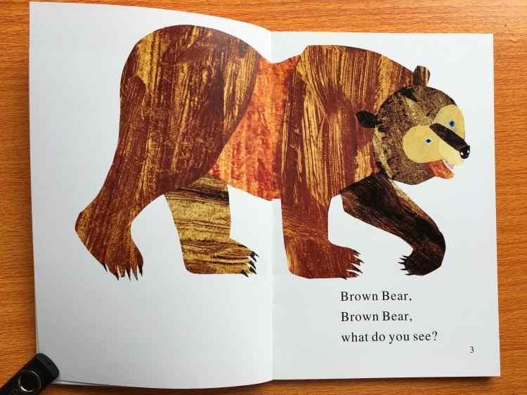 4 шт. английский книга для детей мой первый Reader мини Библиотека: коричневый медведь, бурый медведь, что вы видите? Развивающие популярные книги