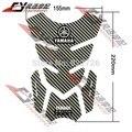 Frete grátis Para Yamaha FZR250/400 XJR400 FZ400/600 R1/R6 motocicleta espinha de Peixe colar de decalques da etiqueta