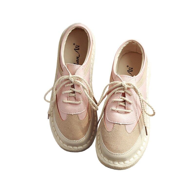 2018 spring new Mori girl pink soft surface lace single shoes wild leisure college wind flat bottom round female students wild wind увлажнитель воздуха купить харьков