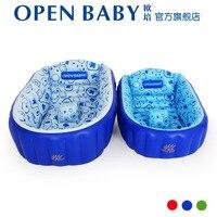 Preciosa Piscina para 0-8 Años de Edad Los Niños, Espesar PVC Bañera Bebé inflable, niños Artículos de Tocador